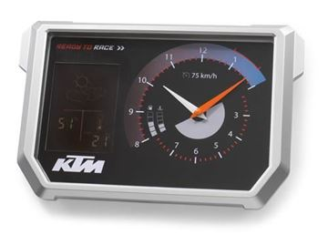 Picture of KTM 2018 WALL CLOCK