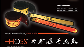 Picture of FHOSS FI ARMBAND (SINGLE)
