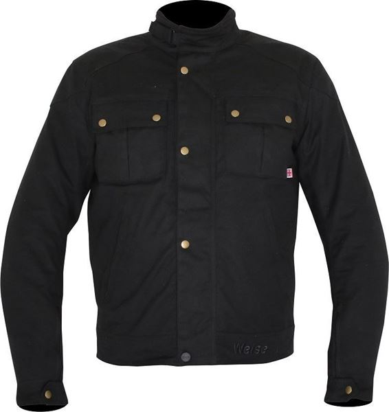 Picture of WEISE ASHLAND TEXTILE JACKET RRP £179.99 NOW £89.99