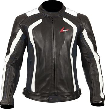 Picture of WEISE CORSA RS LEATHER JACKET RRP £220.00 NOW £159.98