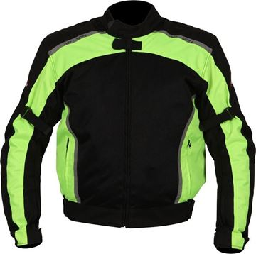 Picture of WEISE AIR SPIN TEXTILE JACKET RRP £139.99 NOW £99.98