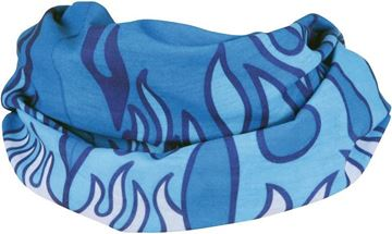 Picture of GEAR GREMLIN BLUE FLAME NECK TUBE