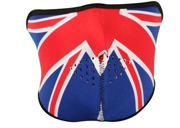 Picture of GEAR GREMLIN UNION JACK FACE MASK