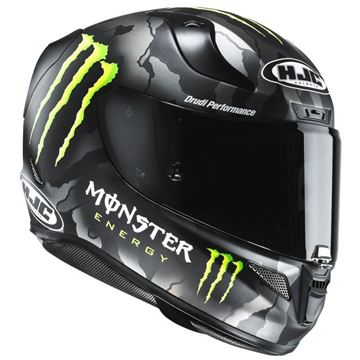Picture of HJC RPHA 11 MONSTER ENERGY