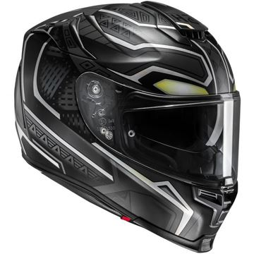 Picture of HJC RPHA 70 BLACK PANTHER
