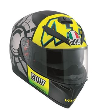 Picture of AGV K3 SV WINTER TEST 2012