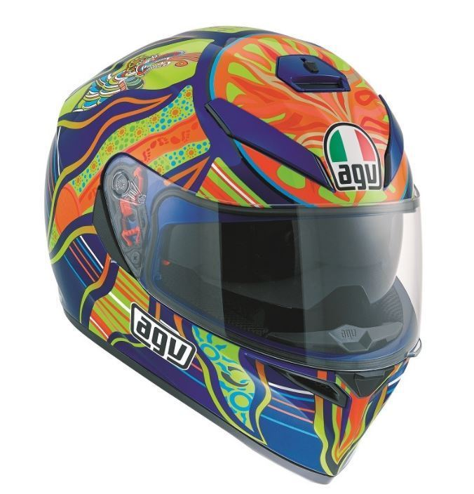 ee0ca207 AGV K3 SV CONTINENTS - Fowlers Online Shop