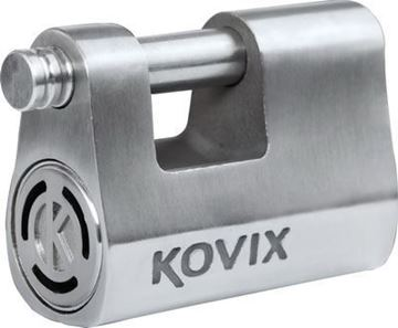 Picture of KOVIX 12mm PIN ALARM PADLOCK