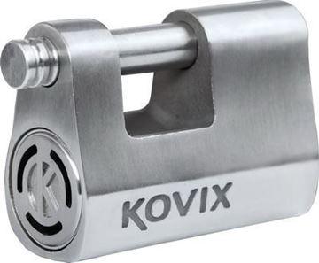 Picture of KOVIX 12mm PIN ALARM PADLOCK