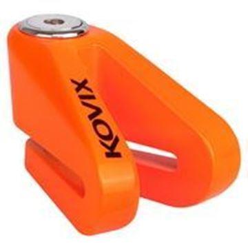 Picture of KOVIX 14mm KV DISC LOCK - FLUO ORANGE