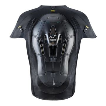 Picture of ALPINESTARS TECH-AIR STREET VEST BLACK