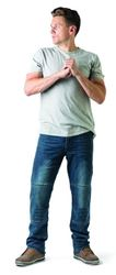 Picture of DRAYKO DRIFT JEANS RRP £179.99 NOW £89.99