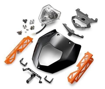 Picture of KTM HEADLIGHT MASK
