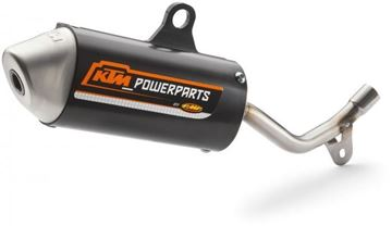 Picture of KTM/FMF FACTORY 85/105 (03-16) SX SILENCER