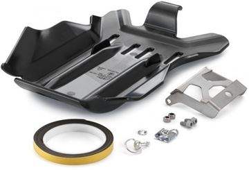 Picture of SKID PLATE PLASTIC 450/500 EXC (12 on), 450 SX-F (12 on) 450 SMR (13 on)