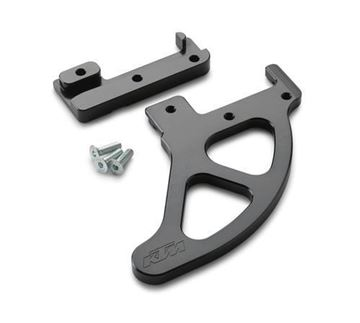 Picture of REAR BRAKE DISC GUARD (BLACK) 05-18 models