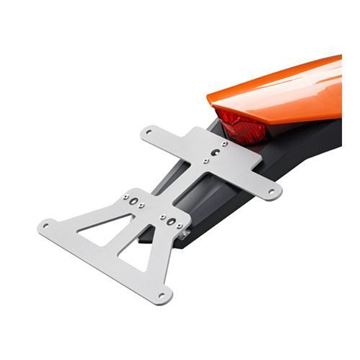 Picture of NUMBER PLATE HOLDER WITH QUICK RELEASE