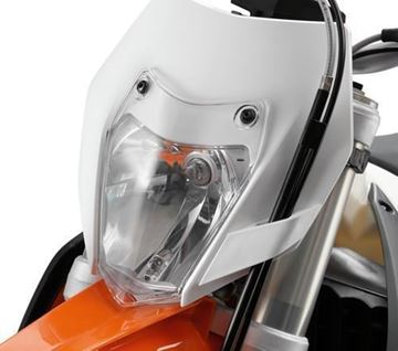Picture of HEAD LAMP PROTECTION