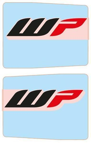 Picture of PROTECTION STICKER FRONT FORK-SET WP CLEAR 48MM USD