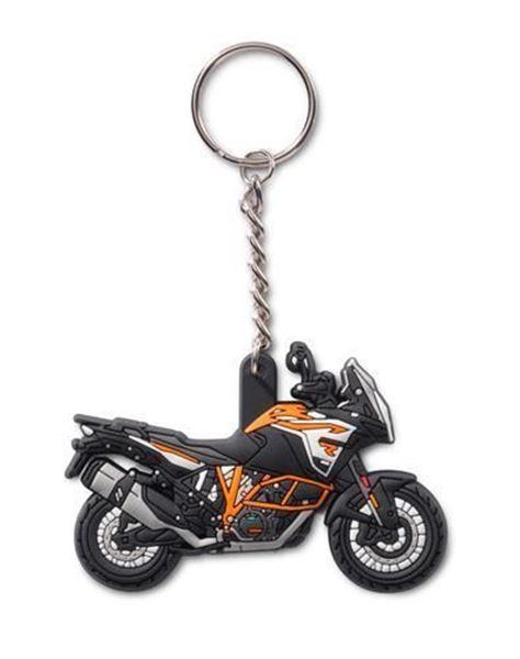 Picture of KTM 1290 Super Adventure Rubber Keyholder