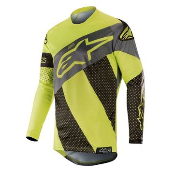Picture of ALPINESTARS MX19 RACER TECH ATOMIC JERSEY