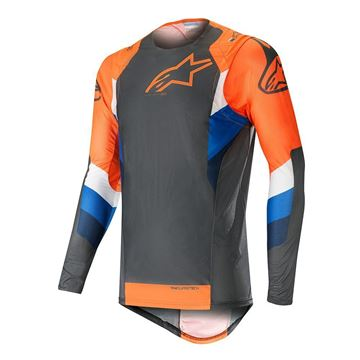 Picture of ALPINESTARS MX19 SUPERTECH JERSEY