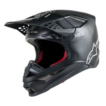 Picture of ALPINESTARS MX19 SUPERTECH S-M10 SOLID ECE