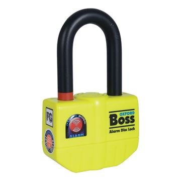 Picture of NLA OF3 BOSS ALARM 14MM DISC LOCK