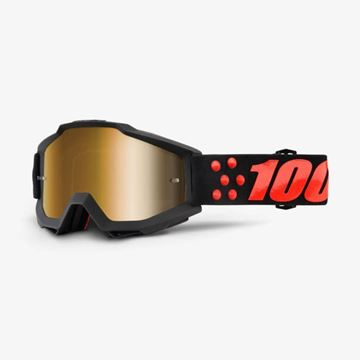 Picture of ACCURI GERNICA GOGGLES M/GOLD LENS