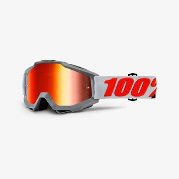Picture of ACCURI SOLBERG GOGGLES M/RED LENS