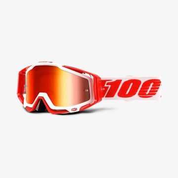 Picture of RACECRAFT BILAL GOGGLES M/RED LENS