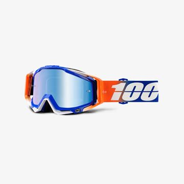 Picture of RACECRAFT ROXBURY GOGGLES M/BLUE LENS