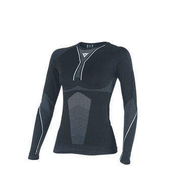 Picture of DAINESE WOMEN'S D-CORE DRY LONG-SLEEVED T-SHIRT