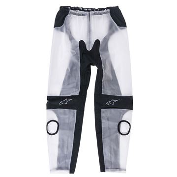 Picture of ALPINESTARS RACING RAIN PANTS CLEAR