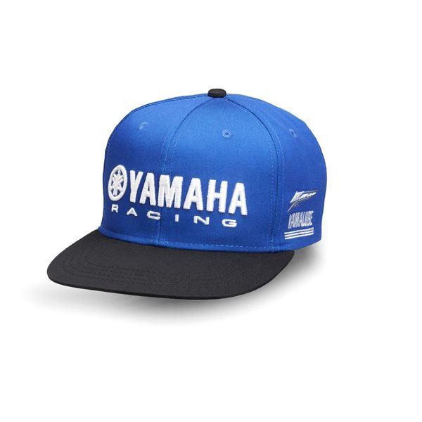 Picture of YAMAHA PADDOCK FLAT PEAK CAP