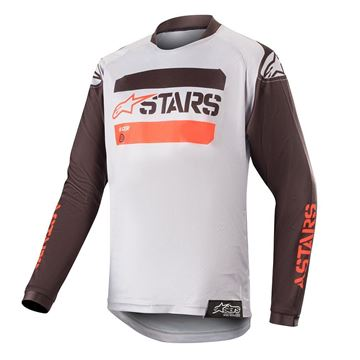 Picture of ALPINESTARS YOUTH RACER TACTICAL JERSEY