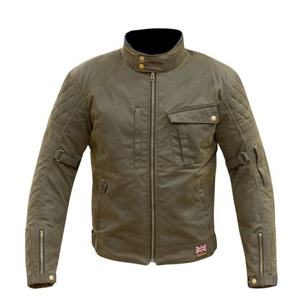 Picture of MERLIN ELMHURST OUTLAST® WAX JACKET RRP £279.98 NOW £195.00