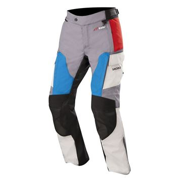 Picture of ALPINESTARS ANDES V2 DRYSTAR HONDA PANTS