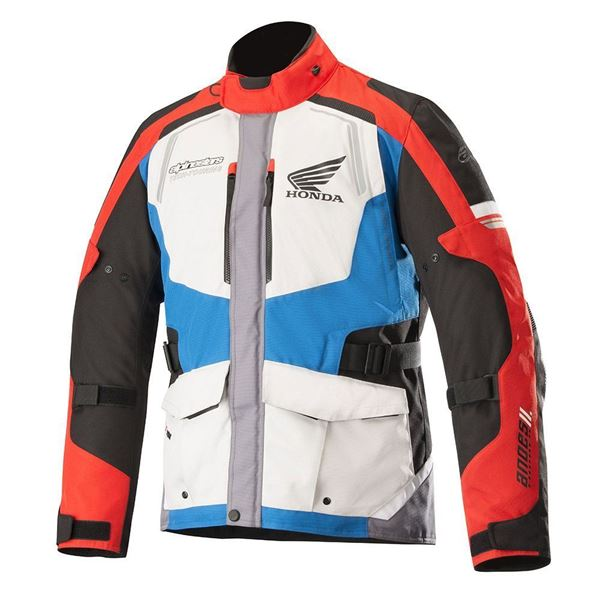 Picture of ALPINESTARS ANDES V2 DRYSTAR HONDA JACKET