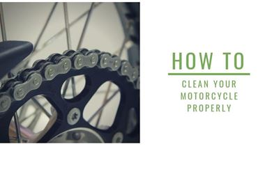 How To Wash Your Bike Properly