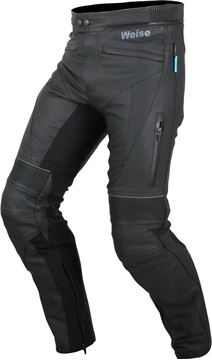 Picture of WEISE HYDRA LEATHER JEANS