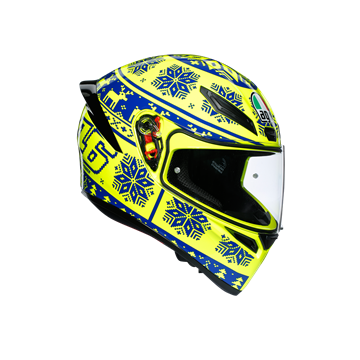 Picture of AGV K1 WINTER TEST 2015 REPLICA