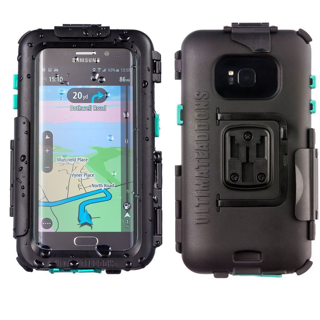 detailed look df6f1 58240 WP TOUGH MOUNT CASE SAMSUNG GALAXY S6/S6 EDGE