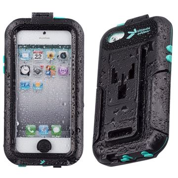 Picture of TOUGH WATER RESISTANT MOUNT CASE IPHONE 5/5S/SE