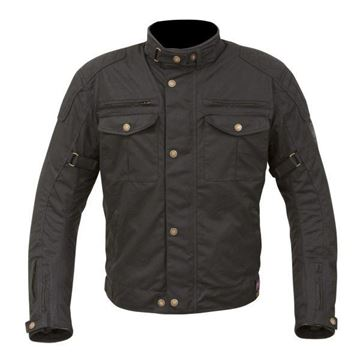 Picture of  MERLIN BARTON WAX JACKET - 2 COLOURS