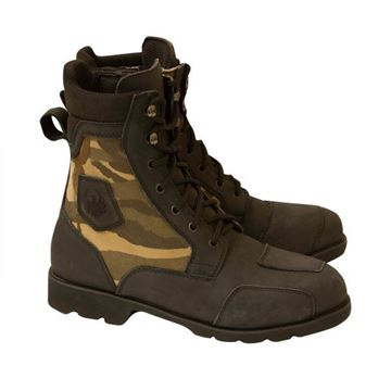 Picture of MERLIN BOROUGH CAMO BOOTS - 2 COLOURS