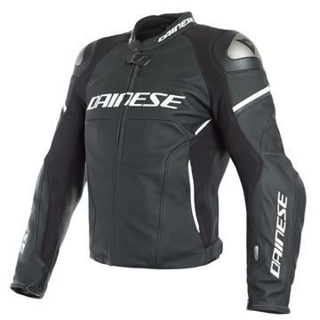 Picture of DAINESE RACING 3 D-AIR LEATHER JACKET