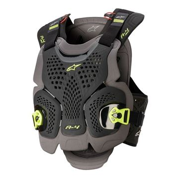 Picture of ALPINESTARS A-4 MAX CHEST PROTECTOR