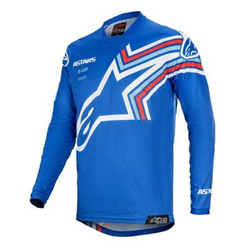 Picture of ALPINESTARS YOUTH RACER BRAAP JERSEY