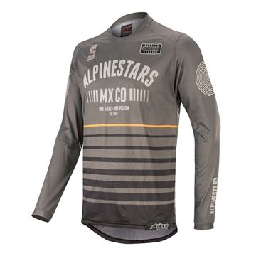 Picture of ALPINESTARS RACER TECH FLAGSHIP JERSEY